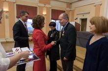 Zdjęcie z galerii Świąteczny senat