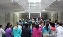 Zdjęcie z galerii Z kolędą w kieleckim areszcie
