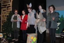 Zdjęcie z galerii Studencki spektakl