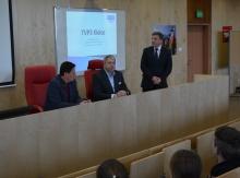 Zdjęcie z galerii Podpisanie umowy pomiędzy UJK a TVP3 Kielce