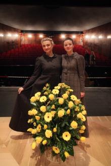 Zdjęcie z galerii Chór UJK na scenie Opery Narodowej