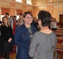 Zdjęcie z galerii Nowa prorektor