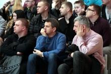 Zdjęcie z galerii Akademickie derby piłki ręcznej