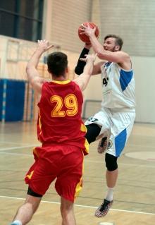 Zdjęcie z galerii Koszykarze w play-off