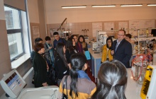Zdjęcie z galerii W oczekiwaniu na chińskich studentów