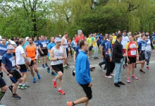Zdjęcie z galerii W czołówce maratonu