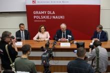Zdjęcie z galerii Sympozjum i prezentacje laureatów konkursów NCN