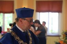 Zdjęcie z galerii Święto Patrona z nowym doktorem hc