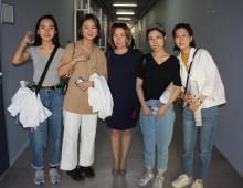 Zdjęcie z galerii Goście z Pekinu na UJK