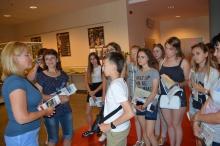 Zdjęcie z galerii Mlodzież z Winnicy na UJK