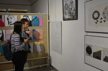 """Zdjęcie z galerii """"Triangle"""", czyli twórczość studentów"""