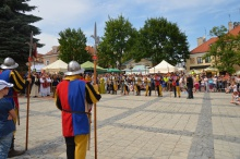 Zdjęcie z galerii UJK na sandomierskim święcie