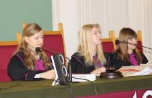 Zdjęcie z galerii Praktyczna lekcja prawa