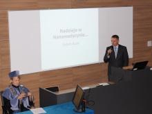 Zdjęcie z galerii Gaudeamus na Wydziale Lekarskim i Nauk o Zdrowiu