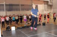 Zdjęcie z galerii Mikołajkowy fitness 2017