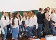 Zdjęcie z galerii Stypendia ministra 2018 i koncert noworoczny