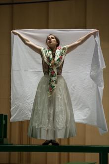 """Zdjęcie z galerii """"Sprzedana narzeczona"""" z chórem UJK"""