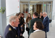 Zdjęcie z galerii Militarne seminarium skandynawskie