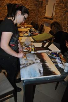 Zdjęcie z galerii Plener na Świętym Krzyżu