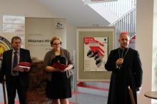 Zdjęcie z galerii Wystawa o niezwykłym duchownym