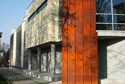 Budynek Wydział Pedagogiki i Psychologii