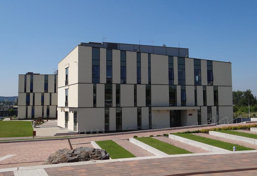 Budynek Wydziału Humanistycznego