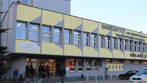 Budynek Filii w Piotrkowie Trybunalskim