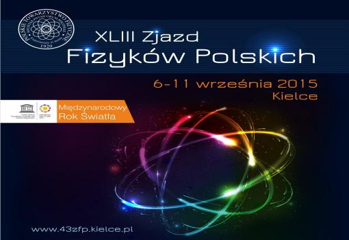 W Kielcach spotkają się fizycy