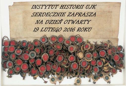 Dzień Otwarty Instytutu Historii
