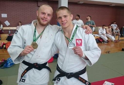 Judocy na podium studenckich mistrzostw