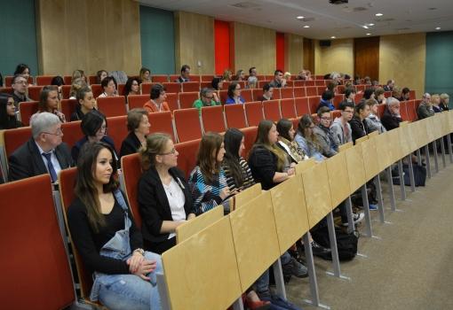 """Piąta Ogólnopolska Konferencja Naukowa z cyklu """"Książka, biblioteka, informacja – między podziałami a wspólnotą"""""""