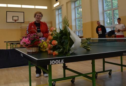 Ostatni turniej dr Jadwigi Kamińskiej