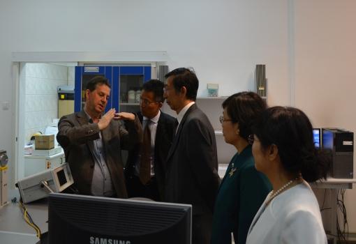 Wizyta chińskiej delegacji