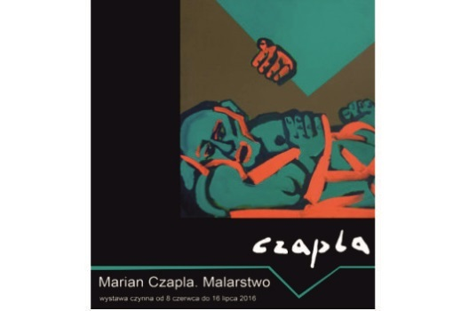 Marian Czapla. Malarstwo