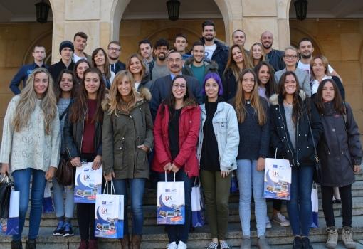Witamy w rodzinie Erasmusa