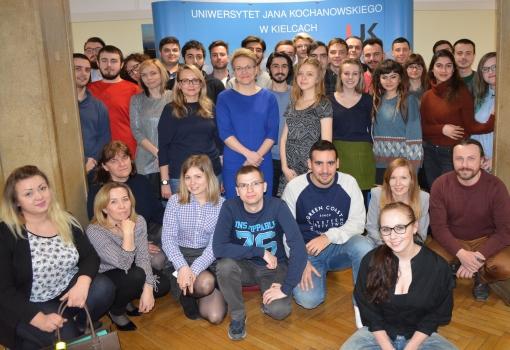 Witamy studentów Erasmusa