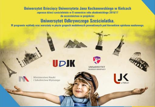 Uniwersytet Odkrywczego Sześciolatka