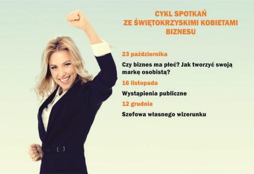 Spotkania z kobietami biznesu