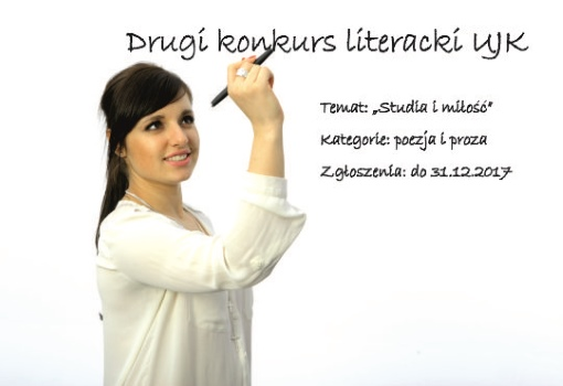 Drugi konkurs literacki UJK