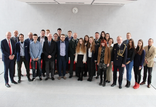 Militarne seminarium skandynawskie